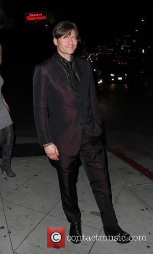 Crispin Glover leaving a private party at Chateau Marmont Los Angeles, California - 16.01.10