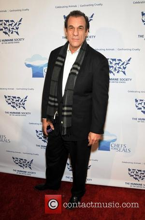 Robert Davi Nigel Barker, celebrity chef Cat Cora and The Humane Society of the United States host Chefs for Seals...