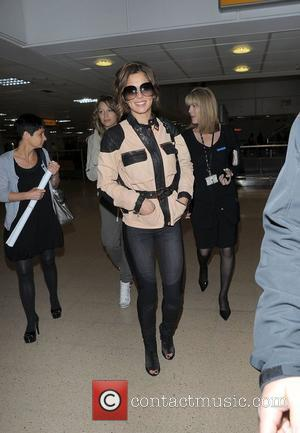 Cheryl Cole and Her Mum Joan Callaghan