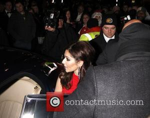 Cheryl Cole and Palladium
