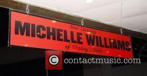 Michelle Williams Marquee, Chicago and Michelle Williams