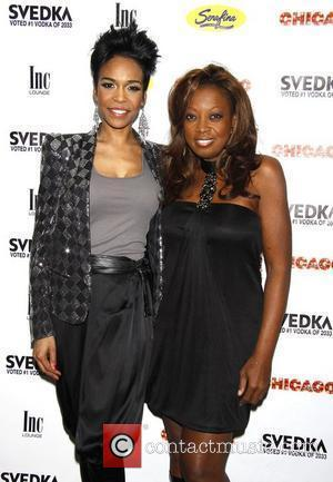 Michelle Williams and Star Jones