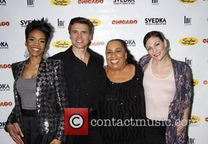 Michelle Williams, Brent Barrett, Roz Ryan and Terra Macleod