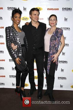 Michelle Williams, Brent Barrett and Terra Macleod