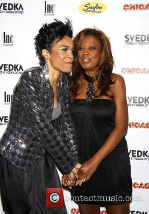 Michelle Williams and Star Jones