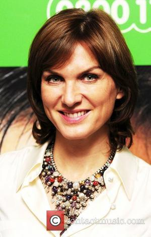 Fiona Bruce Target Of Tv Shaving Foam Attack
