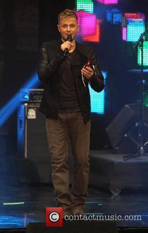 Nicky Byrne and Westlife