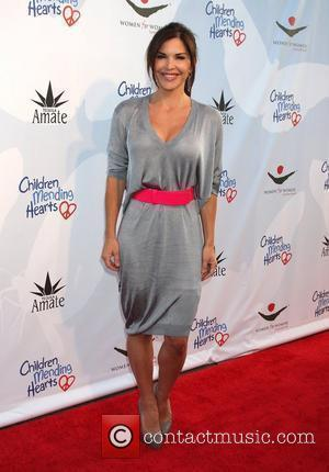 Lauren Sanchez The Children Mending Hearts 3rd 'Peace Please' Gala - Arrivals Los Angeles, California - 16.04.10
