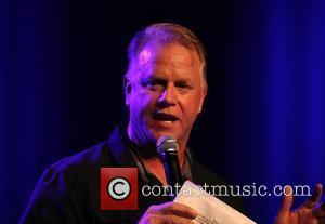Boomer Esiason, WFAN NY     Island Def Jam Rocks Times Square for Children's Miracle Network New York...
