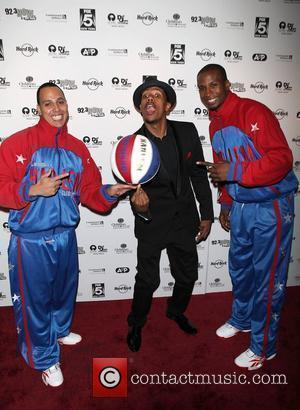 Nick Cannon, Def Jam and the Harlem Globetrotters