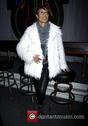 Valarie Pettiford Opening night of 'Chita Rivera In Concert' at the Birdland Jazz Club - Inside Arrivals New York City,...
