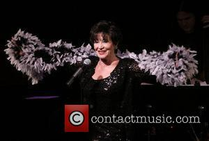 Chita Rivera Opening night of 'Chita Rivera In Concert' at the Birdland Jazz Club - Performance New York City, USA...