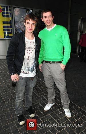 Nico Mirallegro and Anthony Quinlan