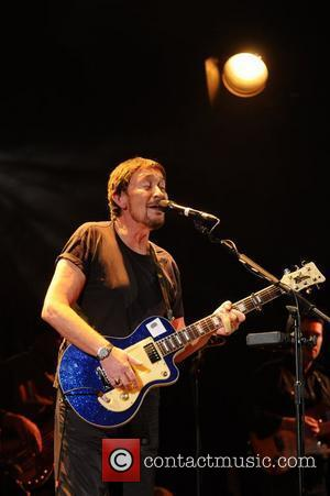 Chris Rea Curses On Live Tv