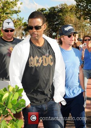Chris Rock and David Spade