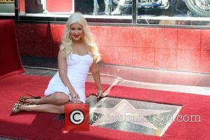 Star On The Hollywood Walk Of Fame, Walk Of Fame, Christina Aguilera