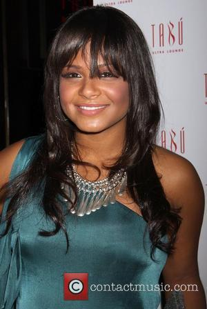 Christina Milian and Las Vegas