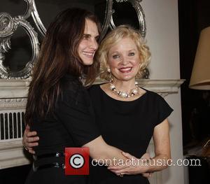 Brooke Shields and Christine Ebersole