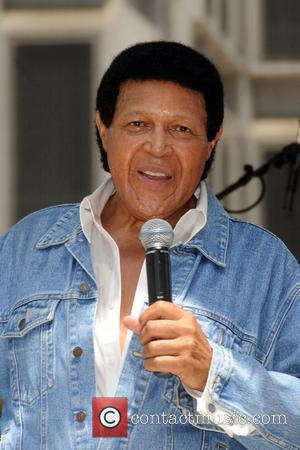 Chubby Checker  performs 'The Twist' in celebration of 50 years since the original release released by the Philly label...