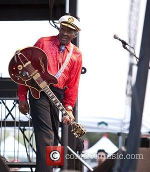 Chuck Berry Lands Hall Of Fame Honour