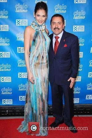 Dayana Mendoza and Guillermo Chacon Cielo Latino 2010 - Latino Commission on AIDS' annual fundraising gala at Cipriani Wall Street...