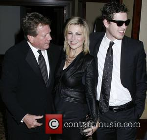 Ryan Oneal, Tatum O'neal and Her Son