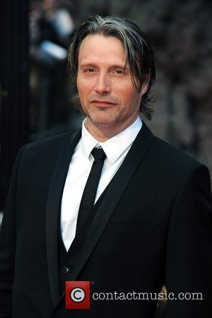 Mads Mikkelsen  'Clash Of The Titans' UK film premiere held at the Empire Leicester Square - Arrivals.  London,...