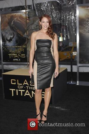 Amanda Righetti The Los Angeles Premiere of 'Clash of the Titans' held at Grauman's Chinese Theatre Hollywood, California - 31.03.10