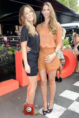 Erin McNaught and Nikki Phillips Cleo Magazine hosts a luncheon for the judges in its annual Cleo Bachelor of the...