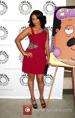 Sanaa Lathan The Cleveland Show DVD release party & Panel DIscussion at Paley Center for Media  Los Angeles, California...