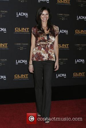 Jennifer Taylor LACMA and Warner Bros. present An Evening with Clint Eastwood held at the Los Angeles County Musuem of...