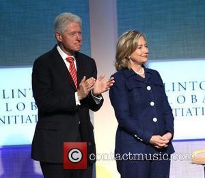 Bill Clinton and Hillary Clinton