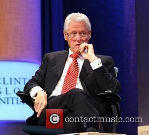 Bill Clinton Clinton Global Initiative 2010 held at the Sheraton Hotel - Day 1 New York City, USA - 21.09.10
