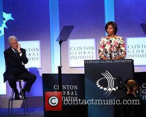 Bill Clinton, Michelle Obama