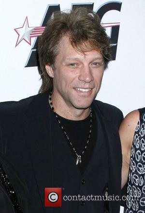 Jon Bon Jovi at the 2010 Annual Clive Davis Pre-Grammy Party - Arrivals held at the Beverly Hilton Beverly Hills,...