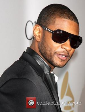 Grammy Awards, Clive Davis, Usher