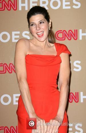 Marisa Tomei and Cnn