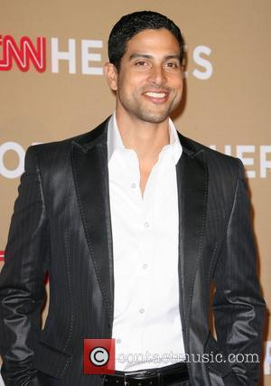 Adam Rodriguez 2010 CNN Heroes: An All-Star Tribute held at the Shrine Auditorium - Arrivals Los Angeles, California - 20.11.10