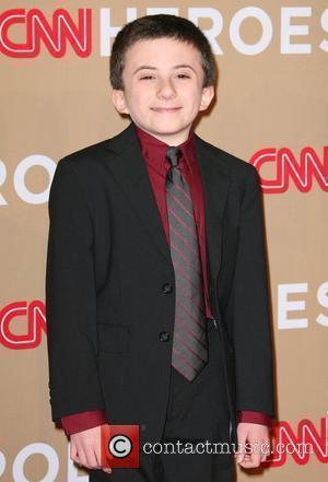 Atticus Shaffer 2010 CNN Heroes: An All-Star Tribute held at the Shrine Auditorium - Arrivals Los Angeles, California - 20.11.10