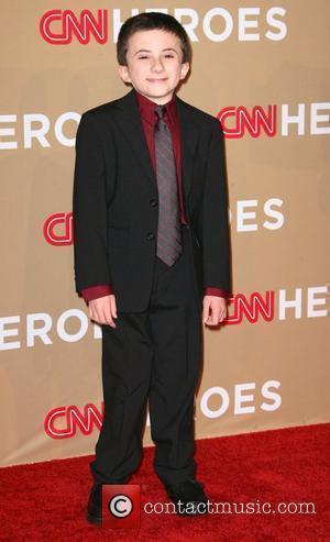 Atticus Shaffer and CNN