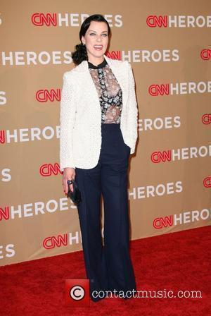Debi Mazar 2010 CNN Heroes: An All-Star Tribute held at the Shrine Auditorium - Arrivals Los Angeles, California - 20.11.10