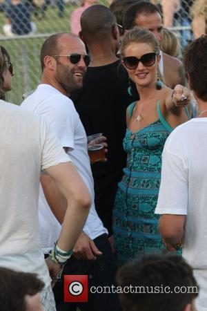 Jason Statham and Isabell Lucas at the 2010 Coachella Valley Music and Arts Festival - Day 3 Indio, California -...
