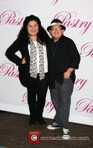 Raini Rodriguez and Rico Rodriguez (Boy)  Cody Simpson's 14th Birthday Party at Pacific Park, Santa Monica Pier - Arrivals...
