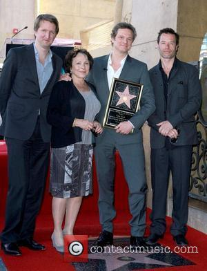 Claire Bloom, Colin Firth and Guy Pearce