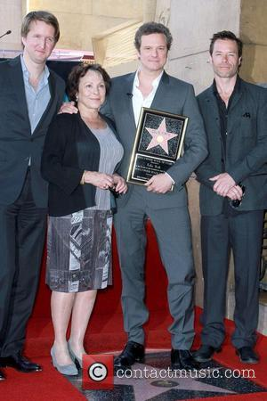 Colin Firth, Claire Bloom, Star On The Hollywood Walk Of Fame, Guy Pearce, Walk Of Fame