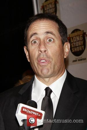 Jerry Seinfeld  Opening night after party for the Broadway production of 'Colin Quinn Long Story Short' held at Forty...