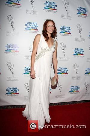 Amanda Righetti The Academy of Television Arts & Sciences celebrates the 31st Annual College Television Awards at the Renaissance Hotel...