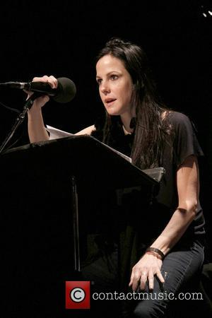 Mary-Louise Parker and Colum McCann