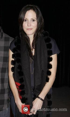 Mary-Louise Parker 'An Evening with Colum McCann' held at Symphony Space.  New York City, USA - 08.12.10