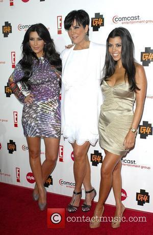 Kim Kardashian, Kris Jenner and Kourtney Kardashian
